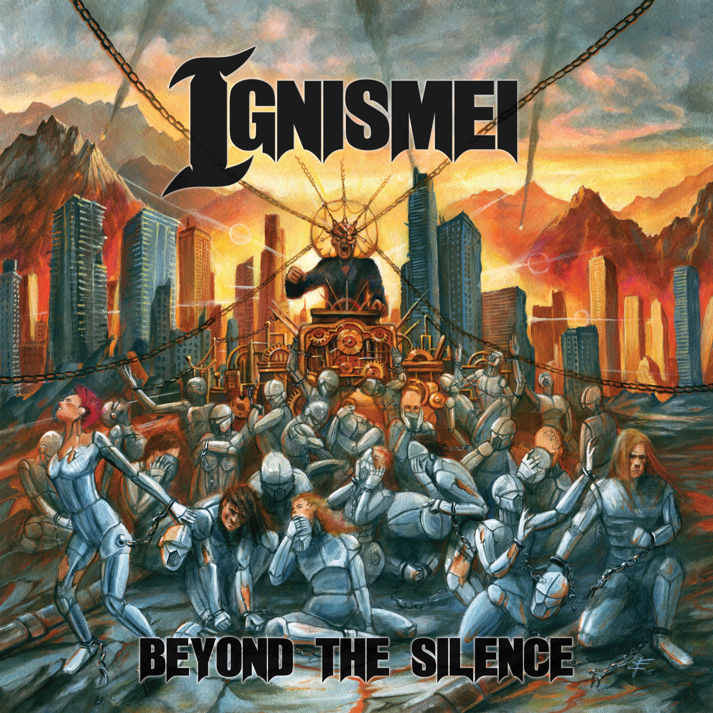 Beyond The Silence - Ignismei EP